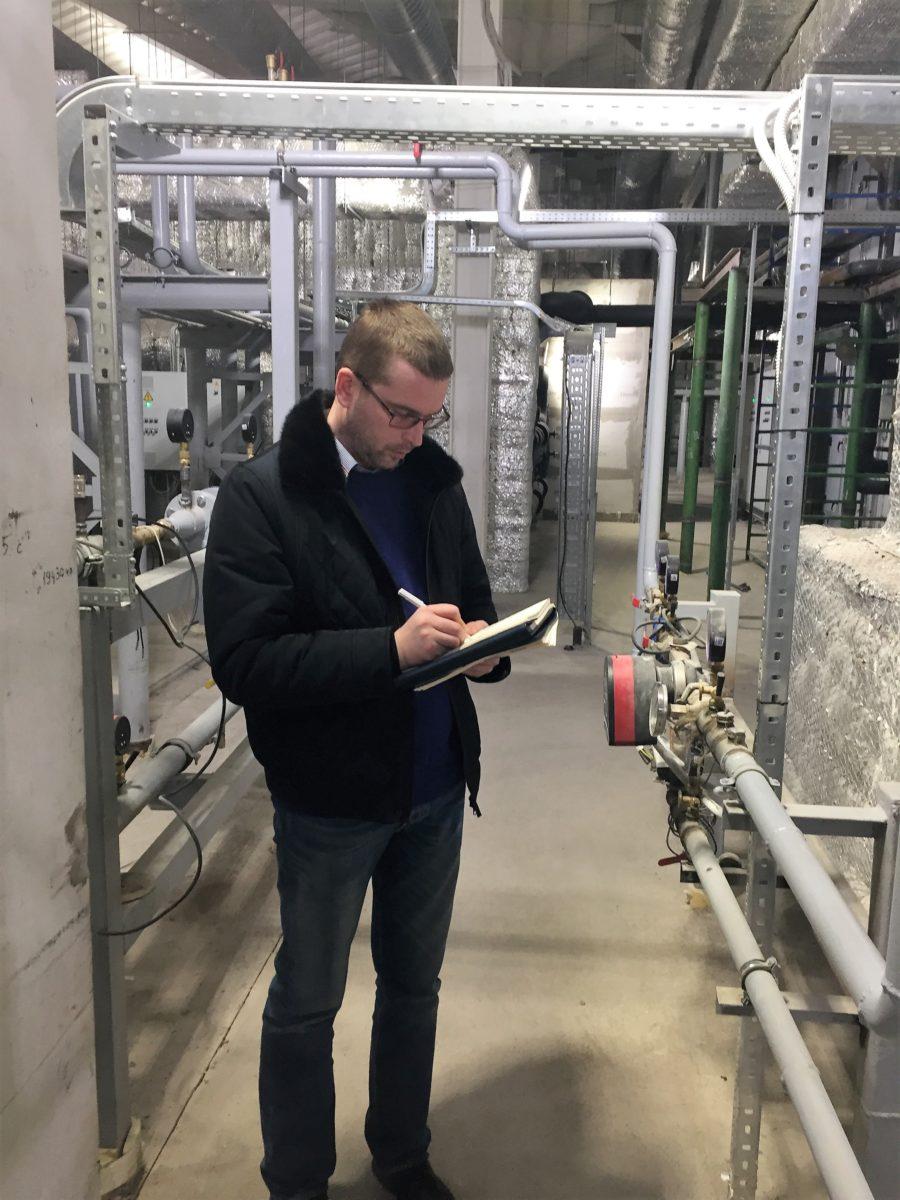 Пуско наладка вентиляционной системы (ПНР)