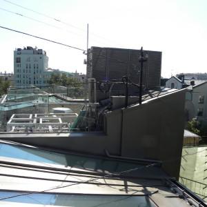 Пятиэтажное здание в Кисловском переулке
