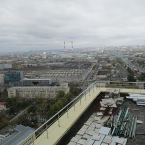 Двухуровневая квартира в Москве