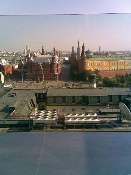 Гостиница РИТЦ КАРЛТОН МОСКВА