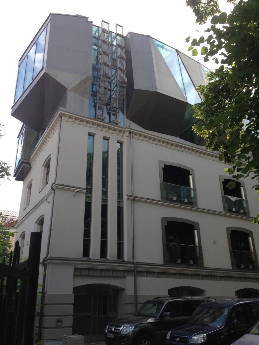 VRF Системы кондиционирования зданий