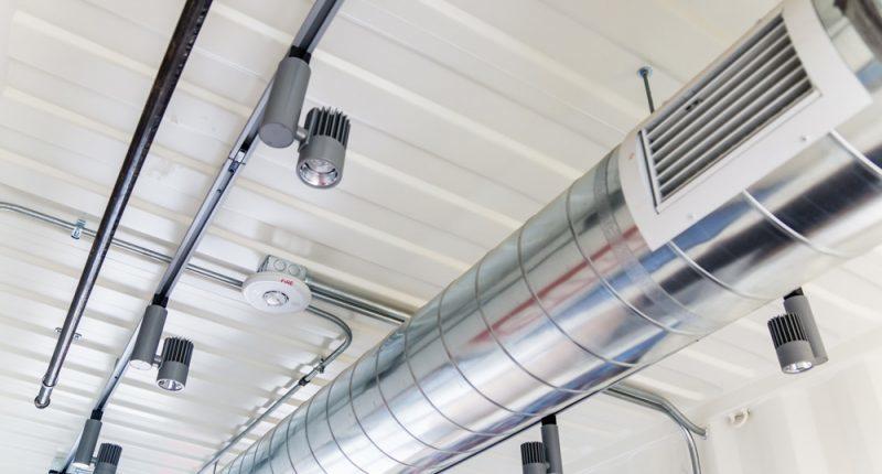 Поставка оборудования систем вентиляции