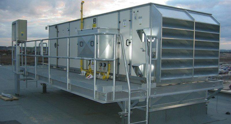 Наружные вентиляционные установки