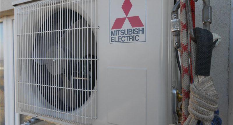 Установка кондиционеров Mitsubishi