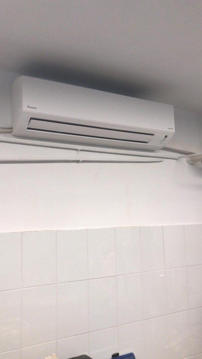 Обслуживание систем кондиционирования и вентиляции в Послольстве Кололевства Нидерландов